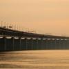 Rekordforsøg - flest elbiler der passerer bro
