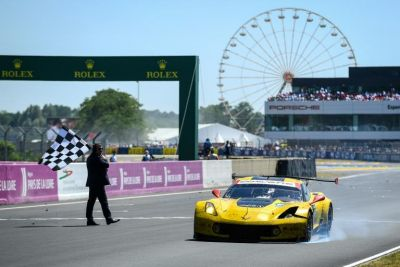 Fælles tur til Le Mans 2018